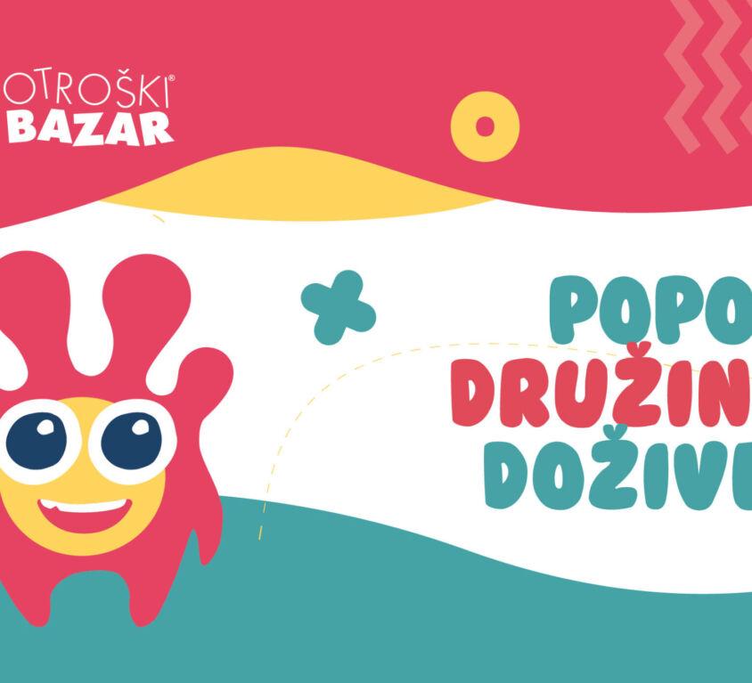 15. Otroški bazar