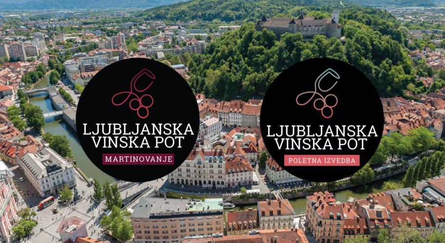 Ljubljanska vinska pot – Martinovanje v Ljubljani