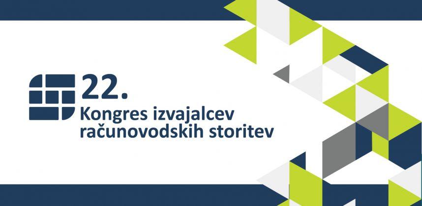 22. Kongres izvajalcev računovodskih storitev